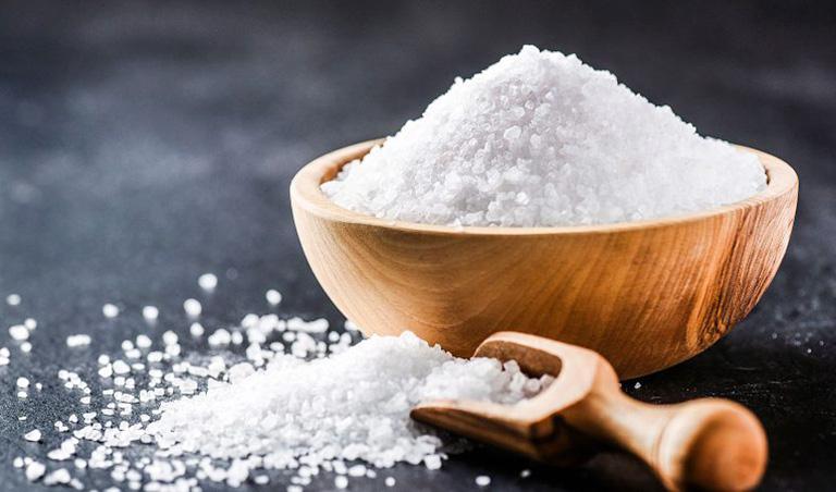 Cách chữa hắc lào bằng muối?