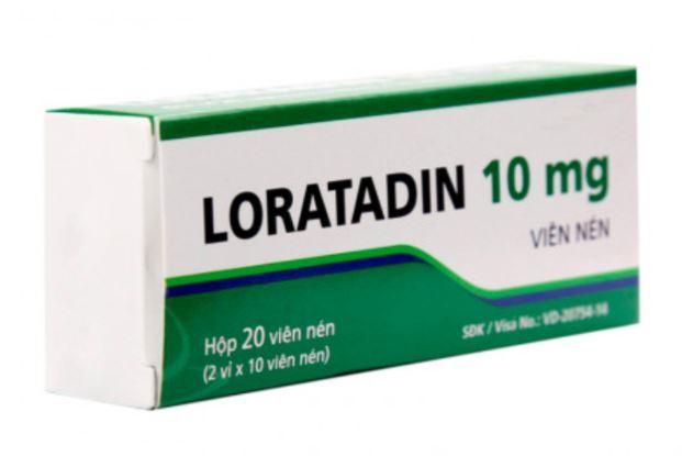Thuốc Loratadin