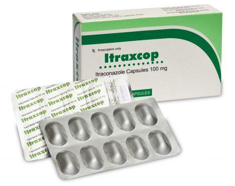 Thuốc Itraxcop là gì?