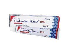 Công dụng thuốc Crotamiton