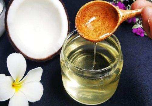 Công dụng của dầu dừa khi chữa bệnh vảy nến