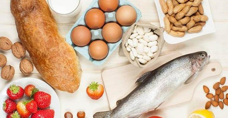 Tìm hiểu chung về dị ứng thức ăn