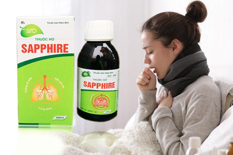 Thuốc ho Sapphire