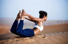 yoga chữa đau thắt lưng