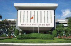 bệnh viện xương khớp thành phố Hồ Chí Minh