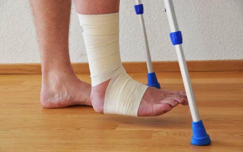 Gãy xương cẳng chân bao lâu thì lành