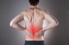 đau lưng dưới ở nam giới
