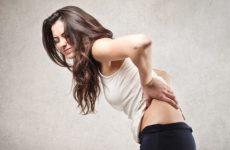 đau lưng ở con gái