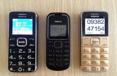 Điện thoại cho người già