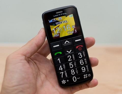 Điện thoại Nokia A1 (hình minh họa)