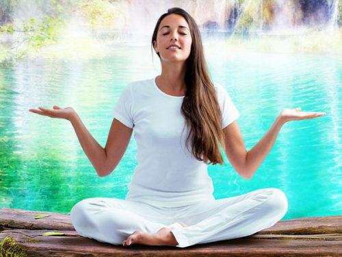 Tập yoga giúp ích rất nhiều cho con người