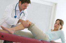 Phục hồi chức năng sau gãy xương cẳng chân