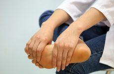 thoát vị đĩa đệm gây đau chân