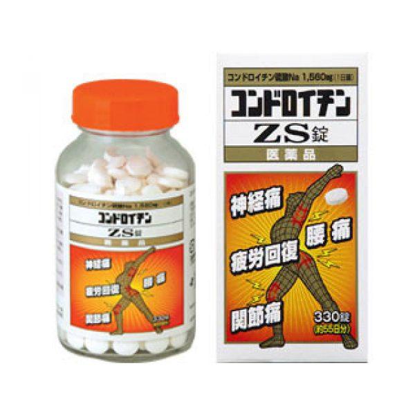 Thuốc bổ xương khớp tốt nhất: ZS Chondroitin đến từ Nhật Bản
