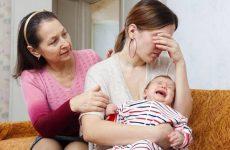 Tự chữa chứng trầm cảm sau sinh