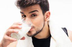 uống sữa đậu nành có vô sinh không