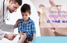 viêm đa khớp dạng thấp ở trẻ em